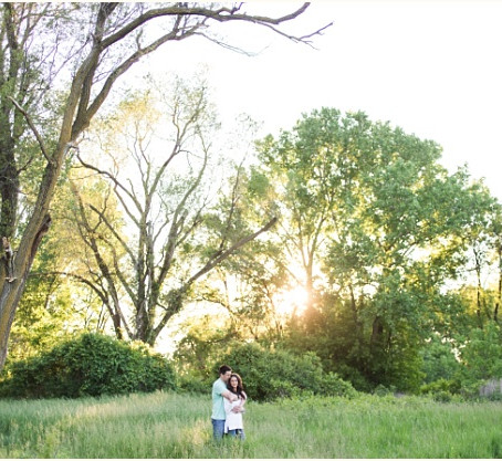 Amber & Joe - Engaged