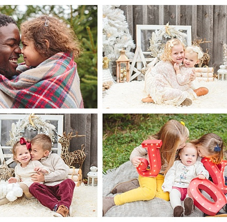 Now booking Christmas Minis!