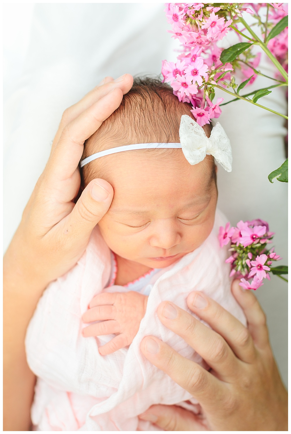 Magical newborn session at green bay bot