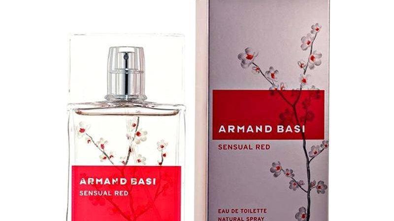 "Armand Basi ""Sensual Red"" for women 100ml"