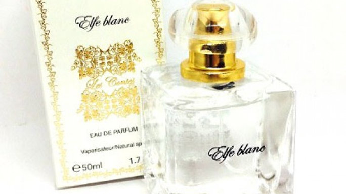 """Les Contes """"Elfe Blanc """" for woman 50ml"""