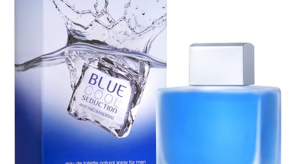 "Antonio Banderas ""Blue Cool Seduction"" for women 100ml"