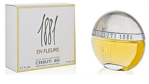 Cerruti 1881 En Fleurs for woman edt 50ml