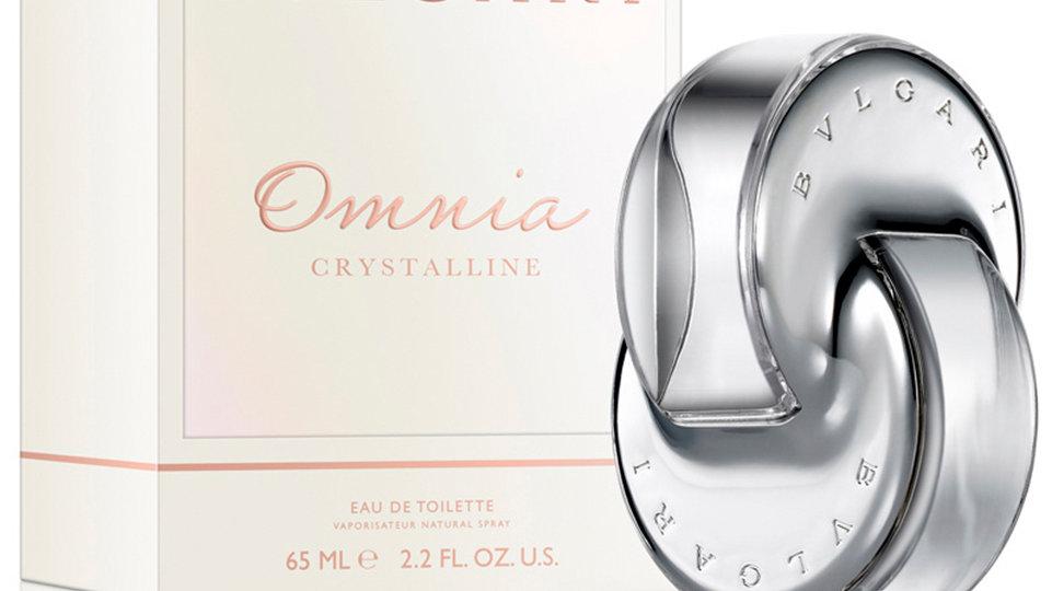 "Bvlgari ""Omnia Crystalline"" for women 65ml EDT"