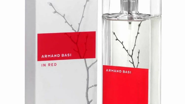 """Armand Basi """"In Red"""" for women 100ml EDT"""