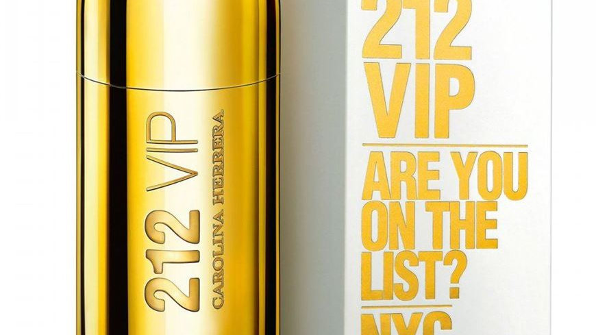 "Carolina Herrera ""212 VIP"" for women 80ml"