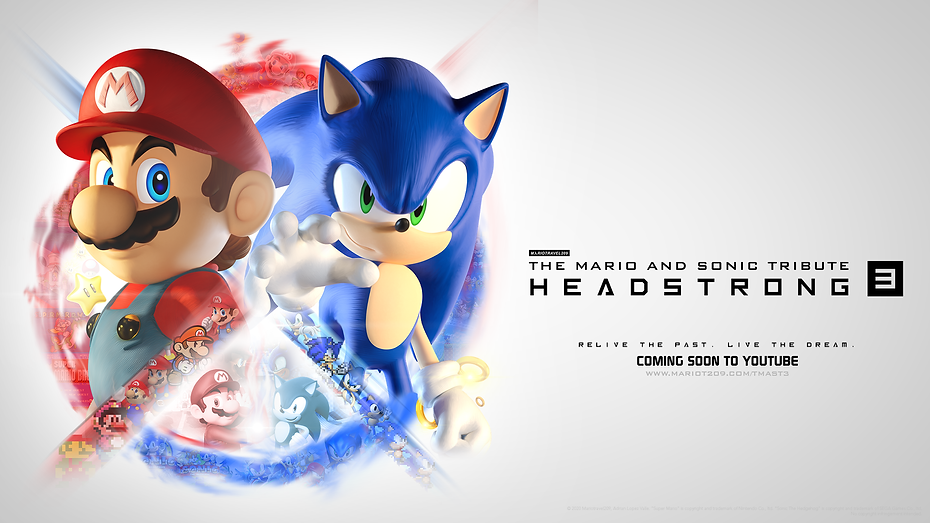 The Mario and Sonic Tribute - Headstrong