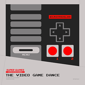 The Video Game Dance - Single