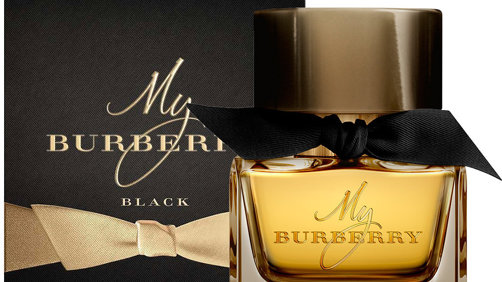 "Burberry "" My Burberry Black"" 90ml"