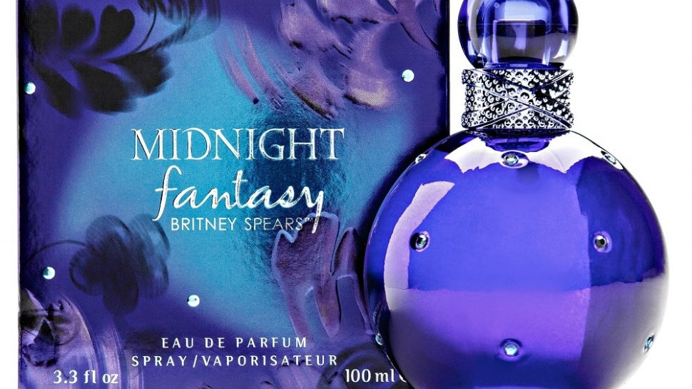 Midnight Fantasy Britney Spears for woman 100 ml