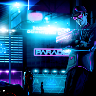 Dystopian Lights