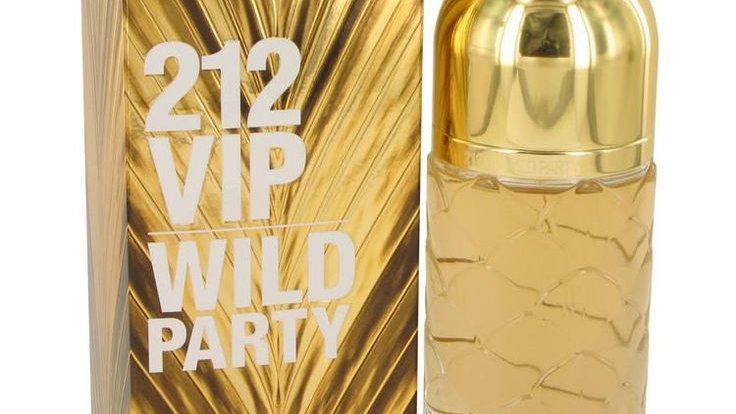 """Carolina Herrera """"212 vip Wild party"""" 80ml"""