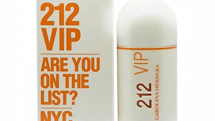 """Carolina Herrera """" 212 vip"""" (оранжевый) 80ml"""