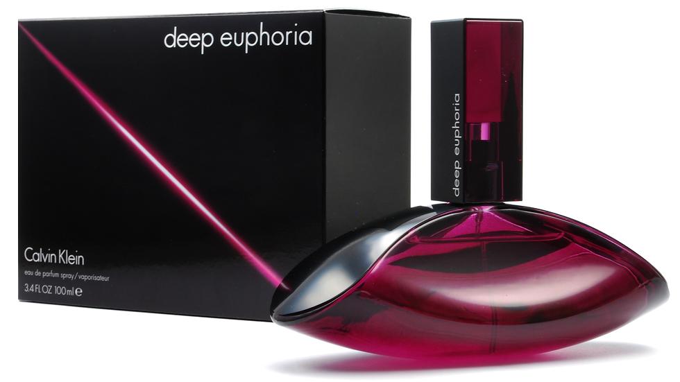 """Calvin Klein """"Deep Euphoria"""" 100ml"""