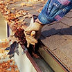 Clean gutters roof repair service PRS Construction - Charlotte, NC
