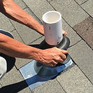 Replace missing pipe boot roof repair PRS Construction - Charlotte, NC