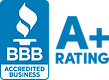 BBB Accredited Business A+ Rating PRS Construction - Charlotte, NC