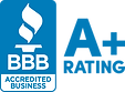 Better Business Bureau A+ Rated Accredited Business - PRS Construction - Charlotte, NC