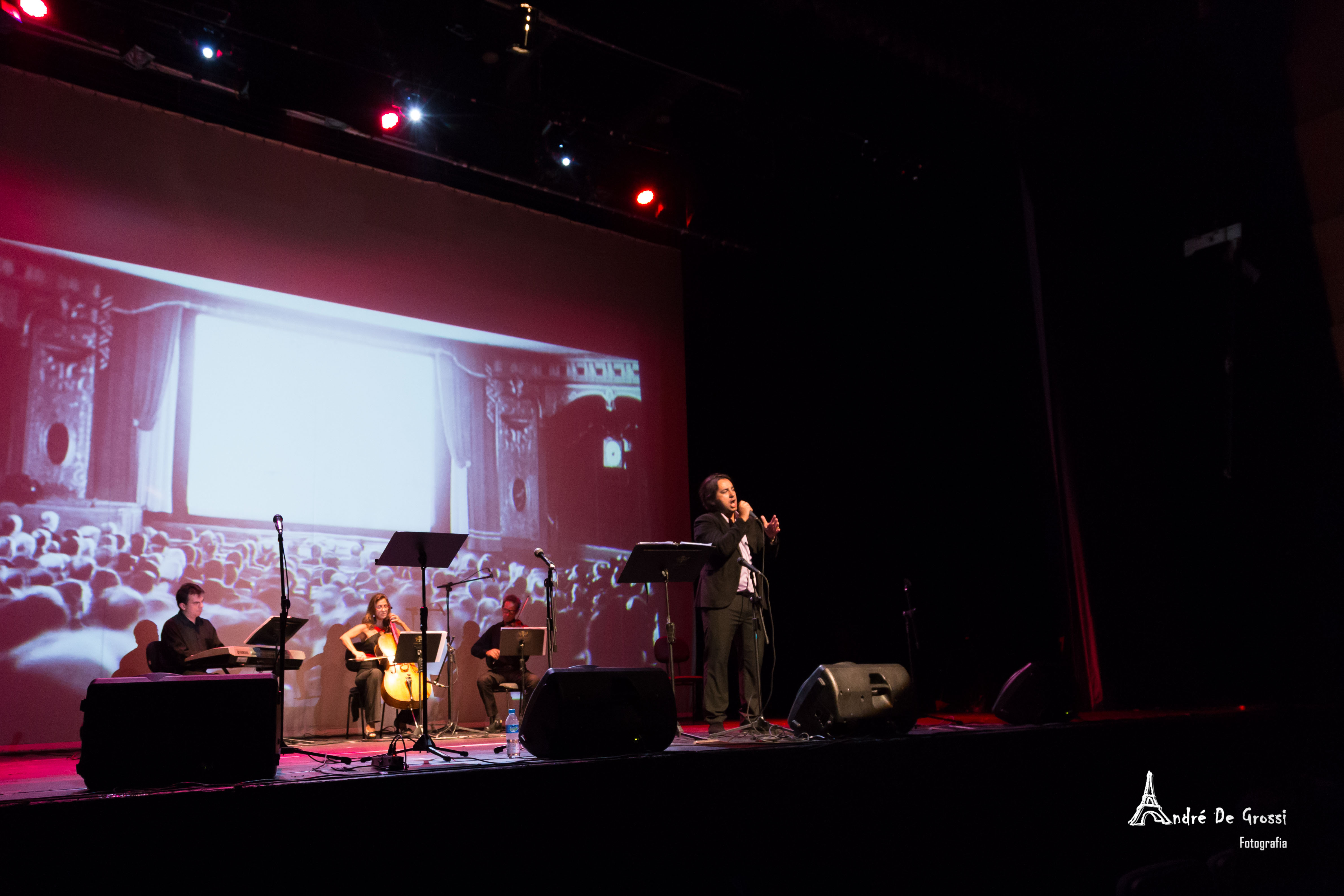 Cinema in concert