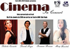 Dia 13 de janeiro 2018! Teatro UMC em Sã