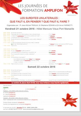 Convegni e corsi autunno 2016