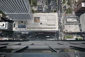 Aperta a Chicago la piattaforma di osservazione a 1000 piedi di altezza