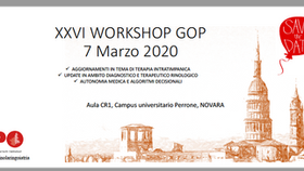 XXVI edizione GOP NOVARA 7 marzo 2020