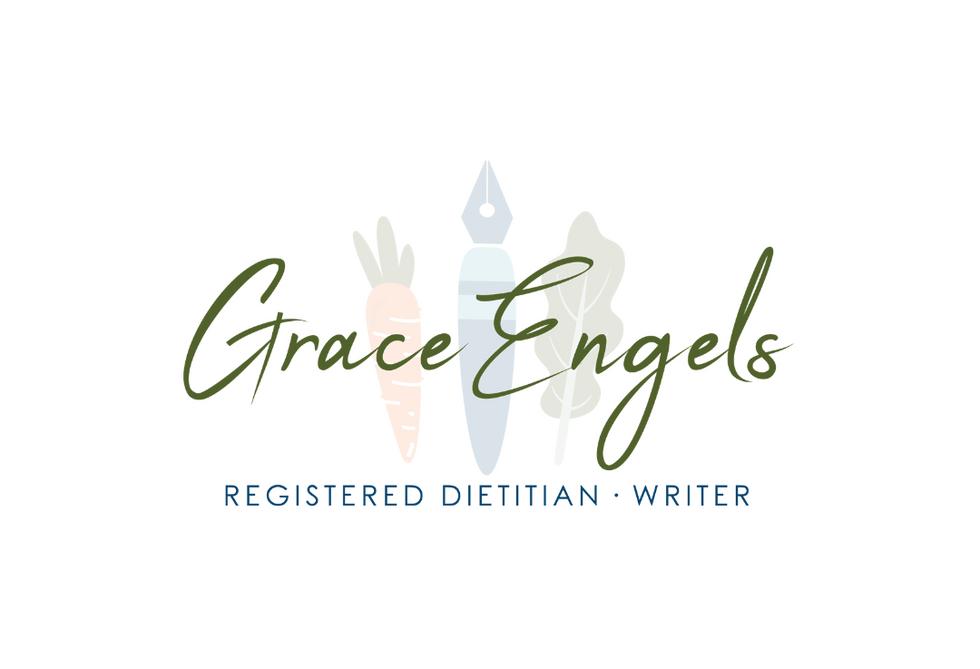 Grace Engels Dietitian Primary Logo