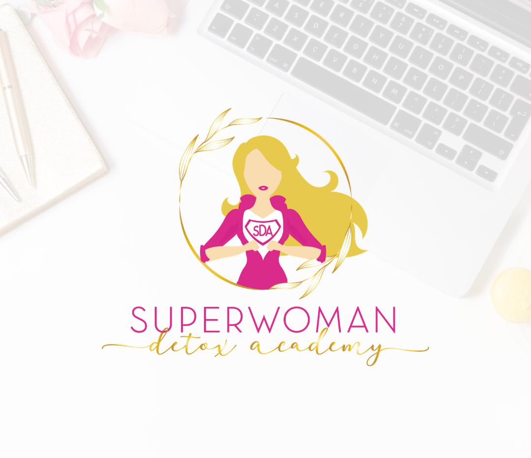 Super Woman Detox Academy Logo