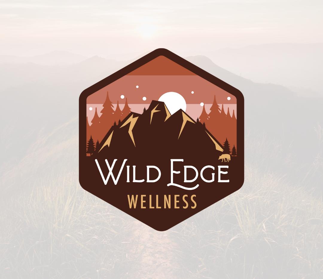 Wild Edge Wellness Primary Logo