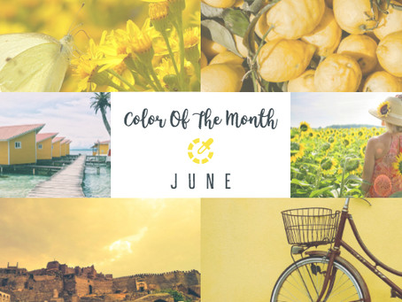 Color Of The Month - June