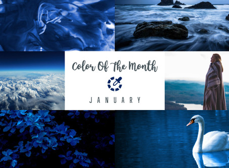 Color Of The Month - January