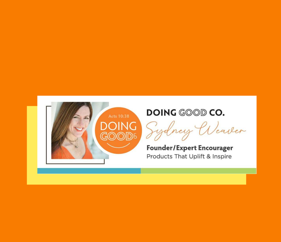 Doing Good Co. Email Signature