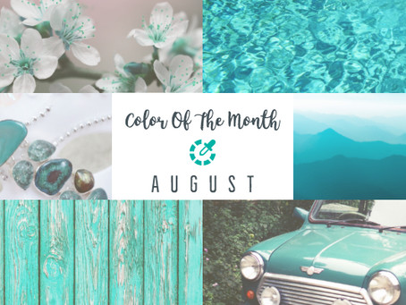 Color Of The Month - August