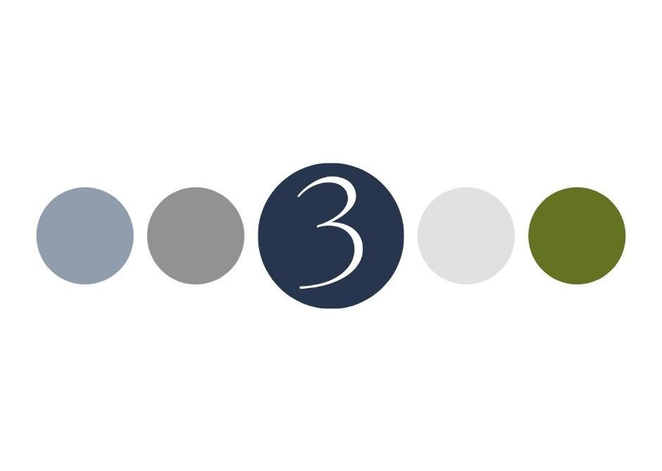 3 Hamilton Drive Color Palette