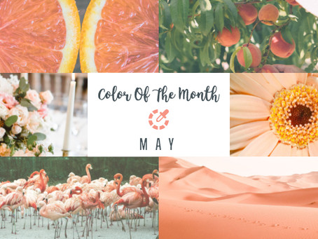 Color Of The Month - May