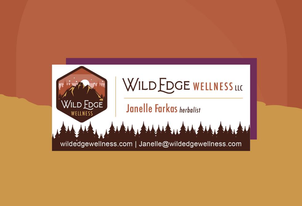 Wild Edge Wellness Email Signature