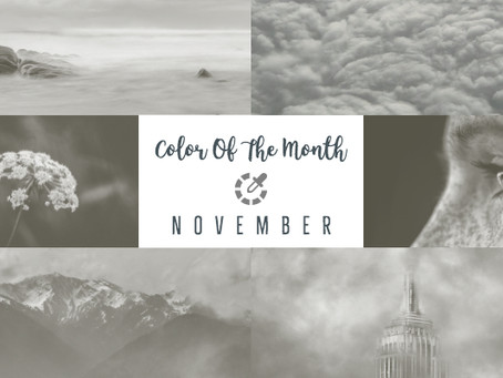 Color Of The Month - November