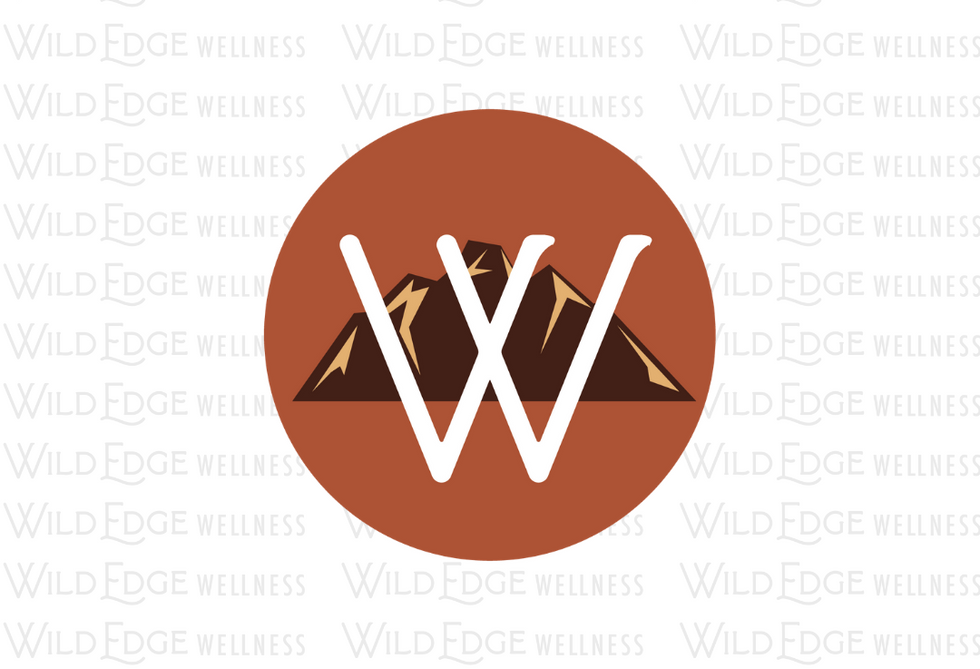 Wild Edge Wellness Pattern and Submark