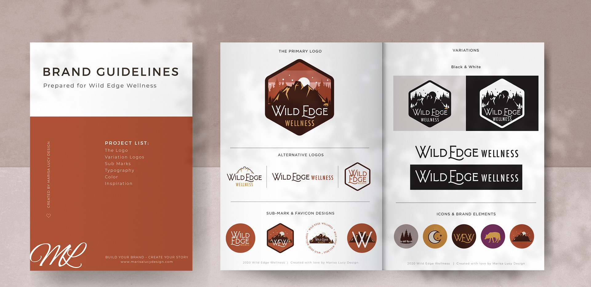 Wild Edge Wellness Brand