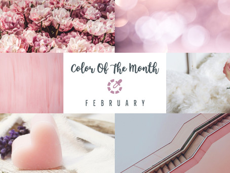 Color Of The Month - February