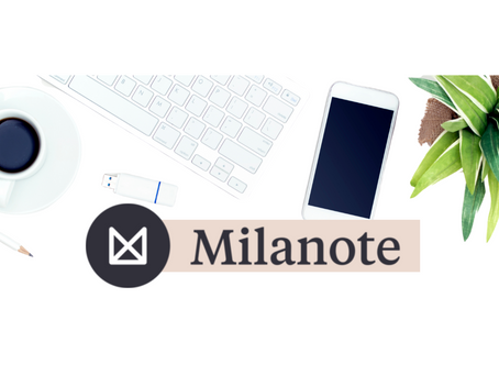 Milanote - My favorite tool for creating & organizing beautiful visual layouts.