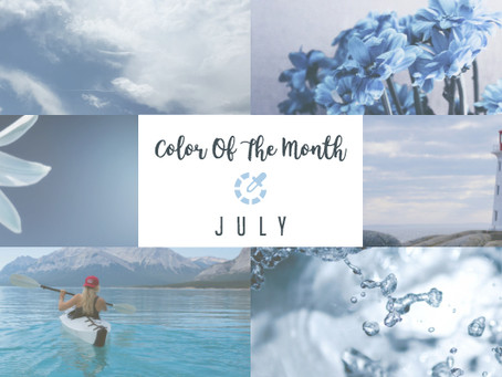Color Of The Month - July