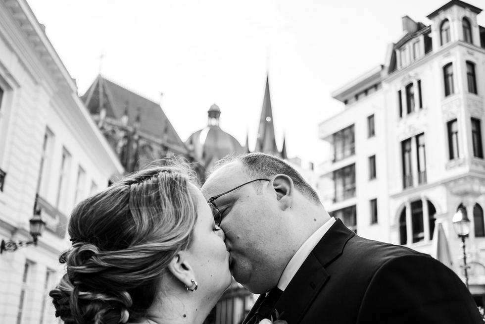Paarshooting in Aachen