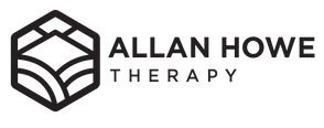 Allan-Howe-Therapy-Horz-Logo-BW.png
