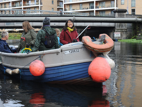 River Lea Clean Up – 28 October 2018