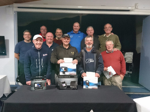 Angling Comps on Club Calendar now