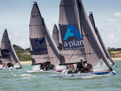 British Keelboat League 22nd - 23rd May 2021