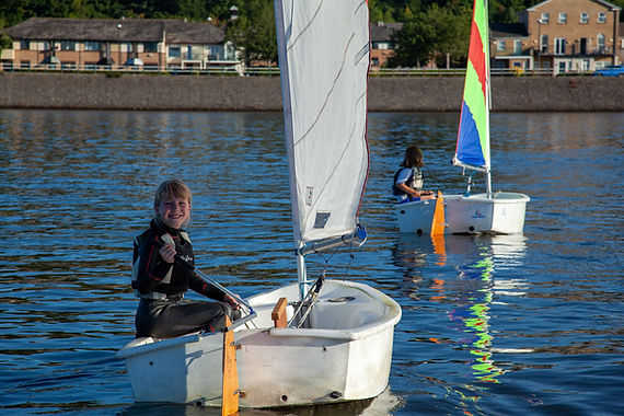 Learn to Sail | Kids Courses