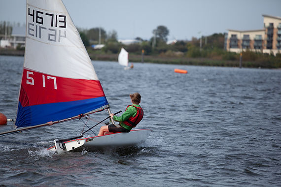 Lern to Sail | Sailing near me